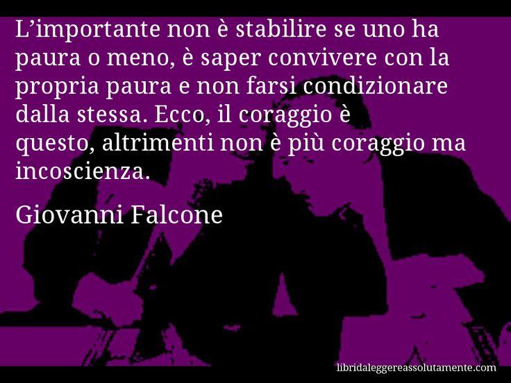 Cartolina con aforisma di Giovanni Falcone (2)