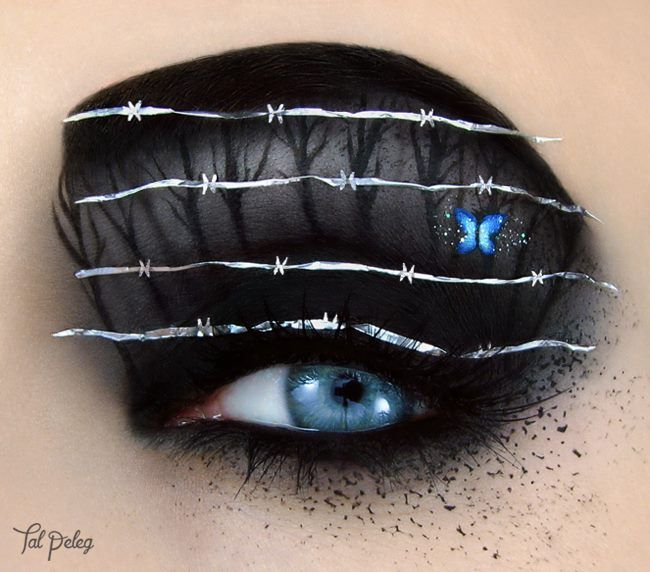 """Holocaust Remembrance Day. Never forget.  Inspired by the poem """"I never saw another butterfly"""" by Pavel Friedman."""