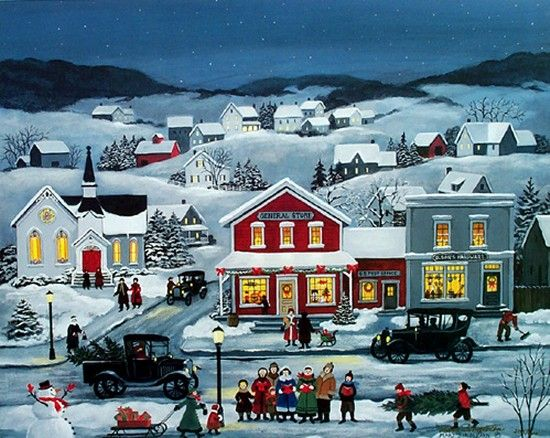 43 best Artist Mary Singleton images on Pinterest | Naive art ...