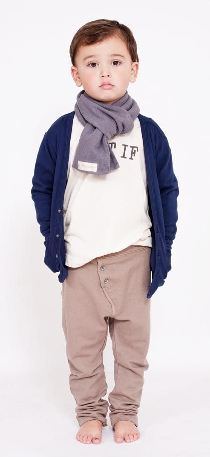 Love those pants!   FALL/WINTER 2012 Go Gently Baby - wholesale designer kids clothes, James Girone