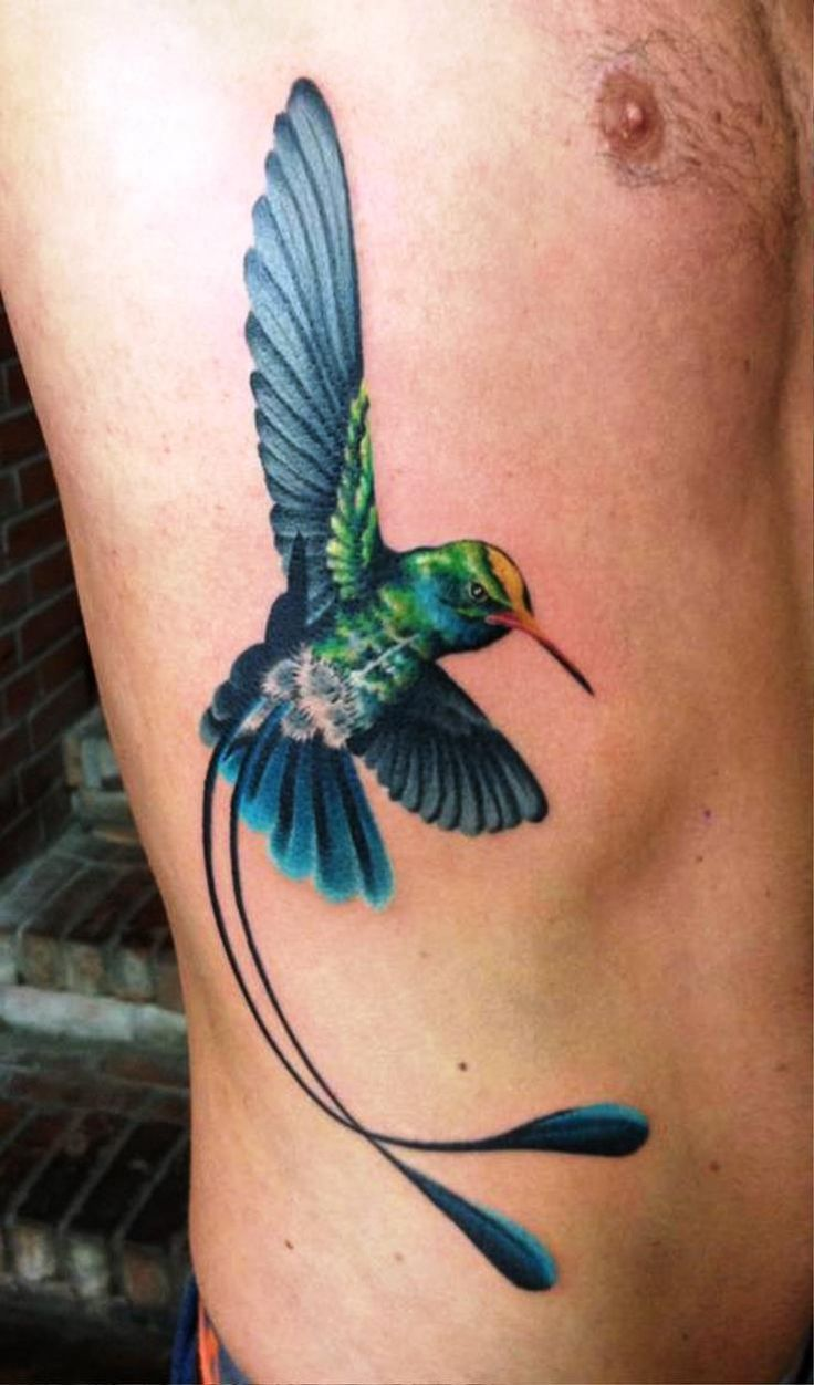 Hummingbird Tattoo Designs As A Reminder To Pursue Dreams  Page 13 Of 30