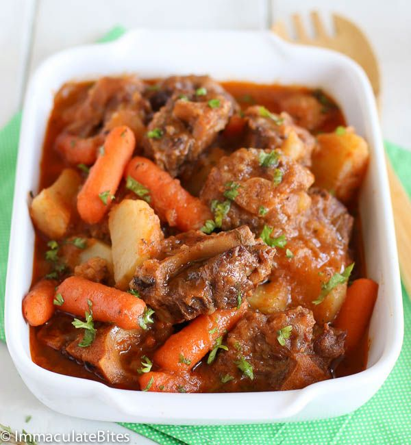 how to cook oxtails on stove top