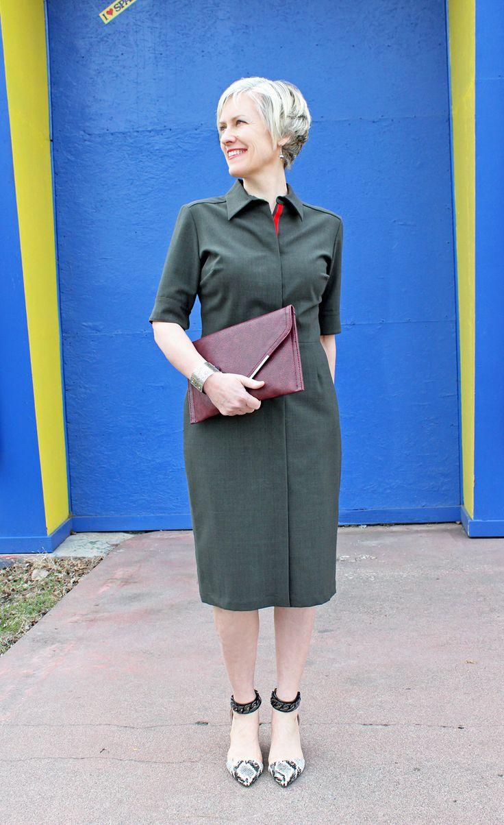 23 best Kleider images on Pinterest | Curve dresses, Shirt dress and ...