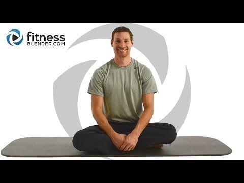 Evde Fitness programı 23 : 10 Dakika Abs Workout – Pilates Karın programı | | BODY BUILDING