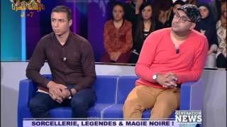 Génération News Les Marocains et la sorcellerie au Maroc الشعوذة والمعتقدات حلقة كاملة
