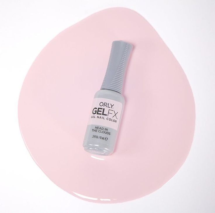 Take your nails to new heights with Head In The Clouds in GelFX. #LALALAND