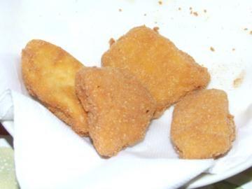 Crocchette Di Petti Di Pollo Senza Glutine