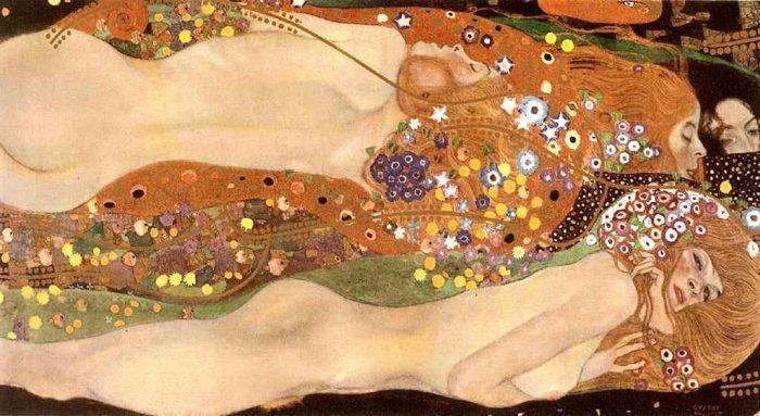 работы Gustav Klimt – 01