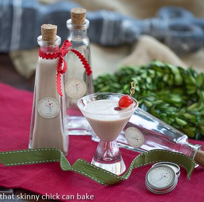 Homemade Baileys Irish Cream...so easy plus no waiting time! An instant holiday gift!