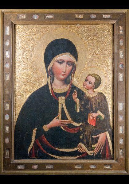 matka boska chórkowa - Kraków Dominikanie