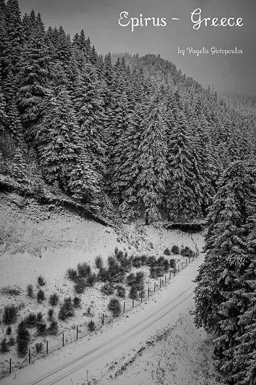 Ήπειρος...δεν είναι τυχαία μέσα στους κορυφαίους χειμερινούς προορισμούς... #Winter #Snow #Aarhotel #Epirus #Greece