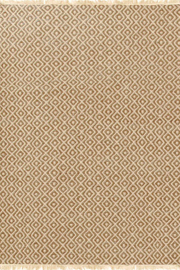 Dash And Albert - Dash And Albert Mosi 105540 Camel Area Rug #105540