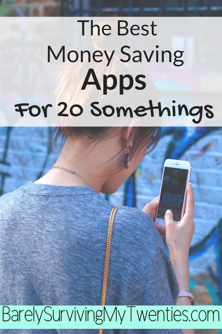 The Best Money Saving Apps For Twenty Somethings