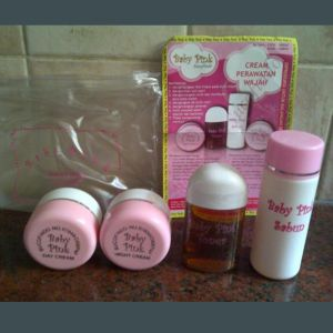 Cream Baby Pink Sertifikat Sucofindo Original 15 gr - Beauty Care Indonesia