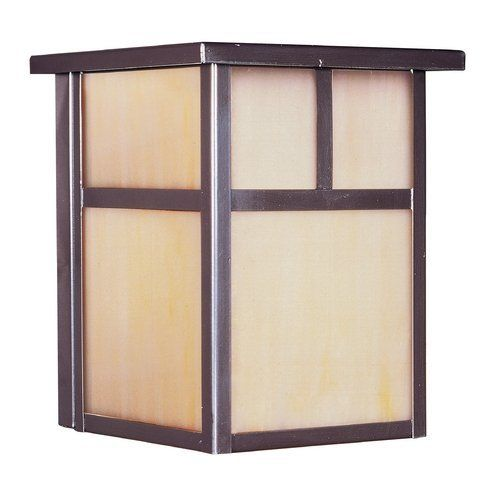 Compact Fluorescent Coldwater Outdoor Wall Light 18-Watt Total by Maxim. $80.10. Burnished 1-Light Outdoor Wall Light