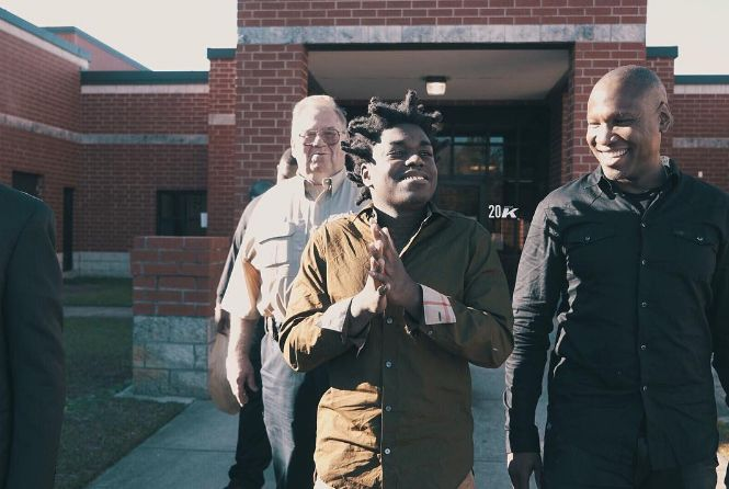 Rapper Kodak Black just unveiled his first track since being released from prison , Kodak Black Fresh Out (My Struggle) Stream