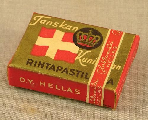 Box of Pastilles