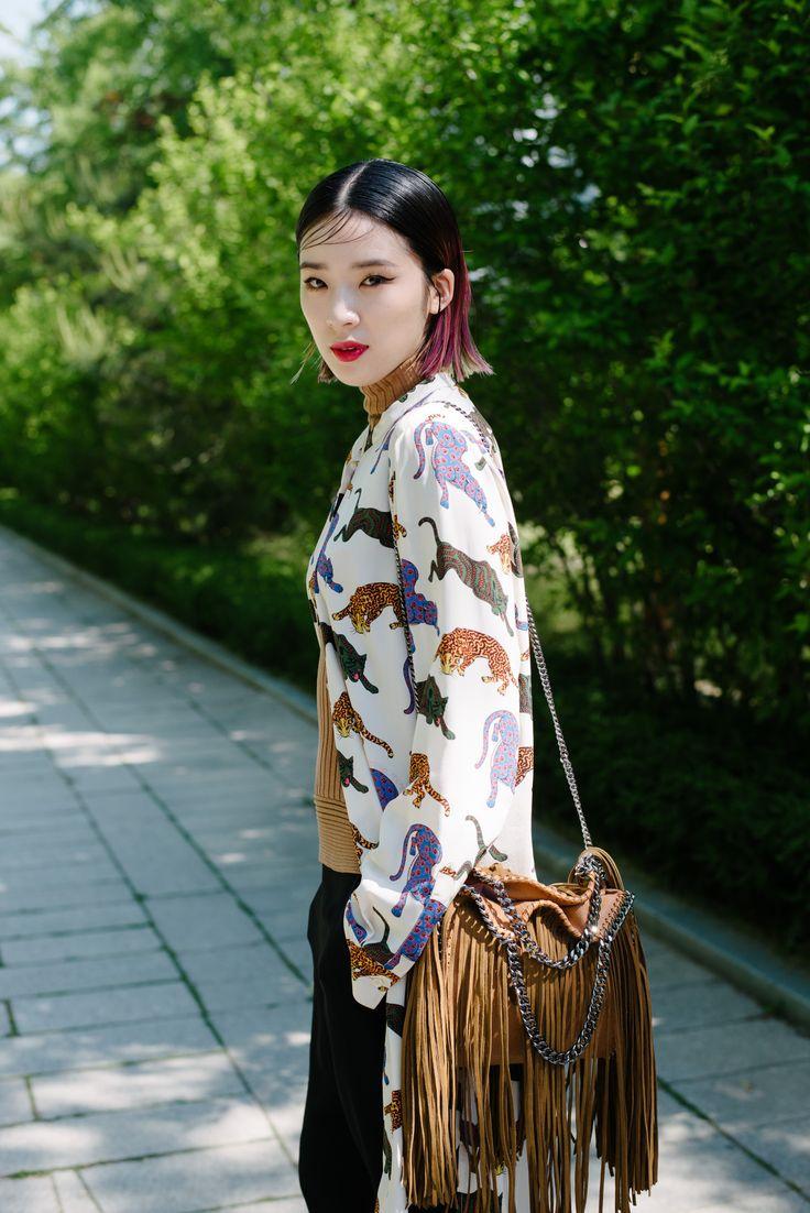 IRENE KIM for STELLA MCCARTNEY 'One City One Girl: Seoul' WWW.IAMALEXFINCH.COM