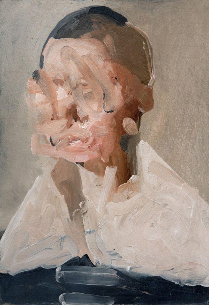 Wow, stunning painting by Nicola Samori