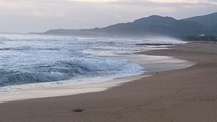 Παραλία Καναλίου (Kanali Beach) στην περιοχή Κανάλι, Πρέβεζα