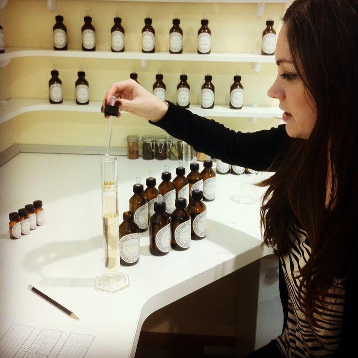 Perfume making in Grasse, France