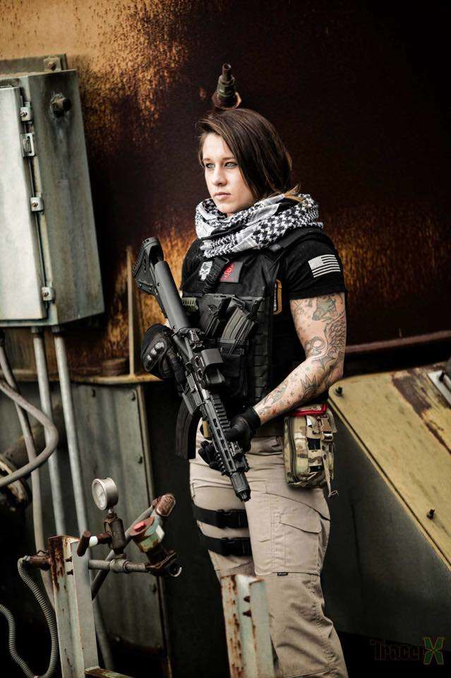 Girls and Guns – TracerX Photography see more at Blacksheepwarrior.com