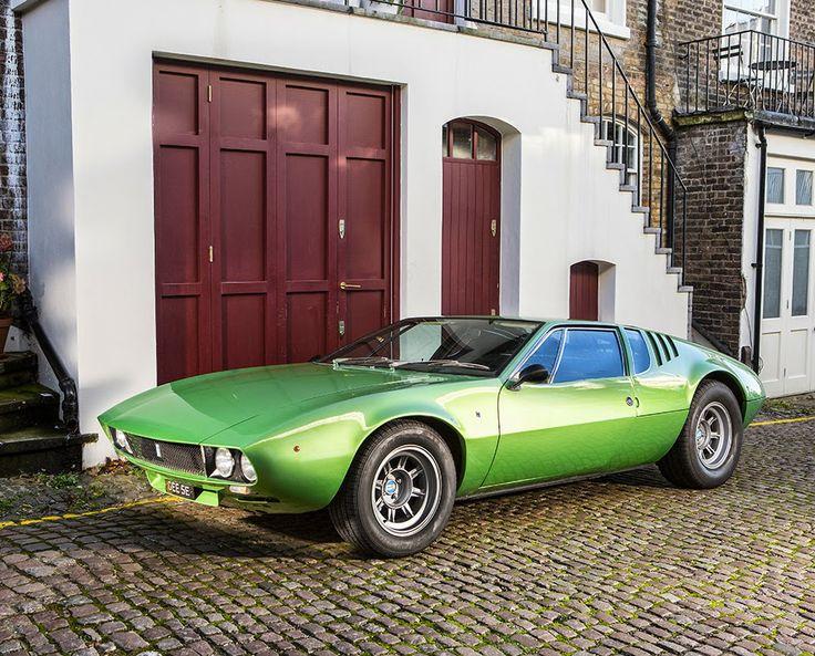 DeTomaso Mangusta hell yeah!! #classic #cars