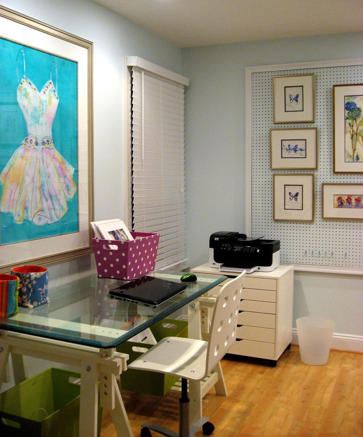 OrganizedOrganic Tips, Offices Desks, Art Studios, Sewing Tables, Offices Spaces, Kids Room, Crafts Room, Work Spaces, Home Offices