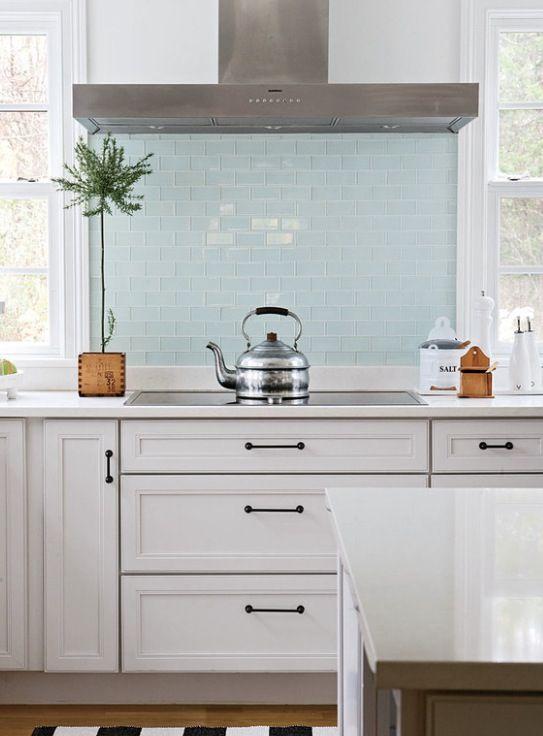 1000 Images About Blue Tile Backsplash On Pinterest