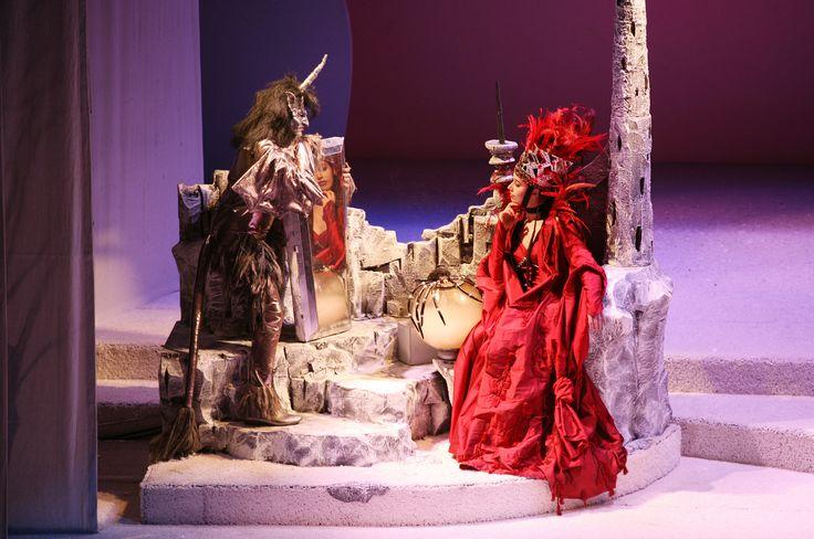 Regina Schrecker, costumes for Snow White, Teatro Comunale, Florence, 2006