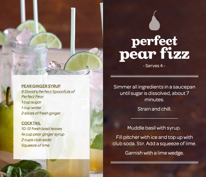 Refreshing And Delicious Tea Cocktail Recipe from DavidsTea