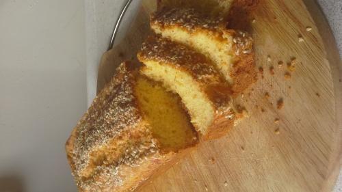 Mısır unlu peynirli kek | Gurme Bebek