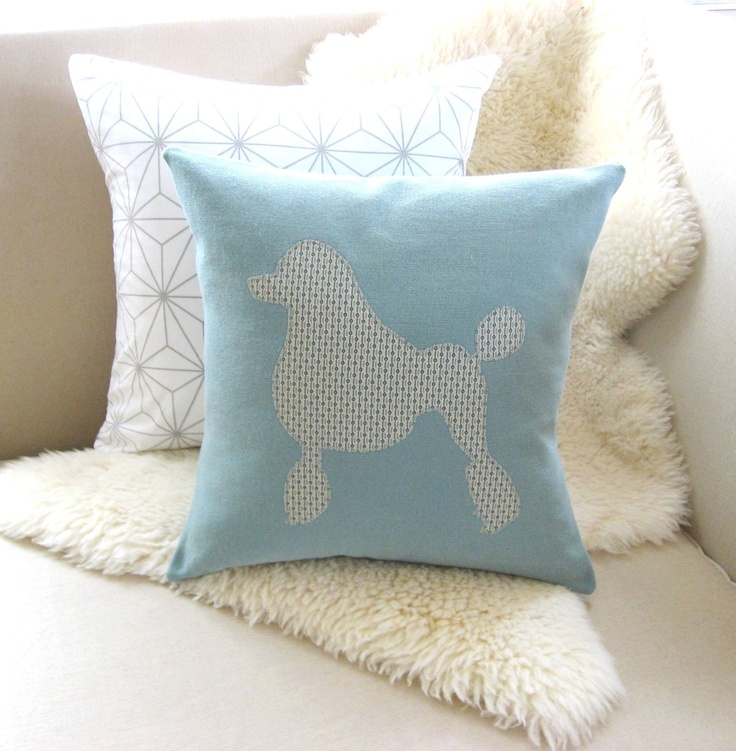 Animal Silhouette Pillow Covers : 640 best STANDARD POODLES images on Pinterest Poodle grooming, Poodles and Doggies