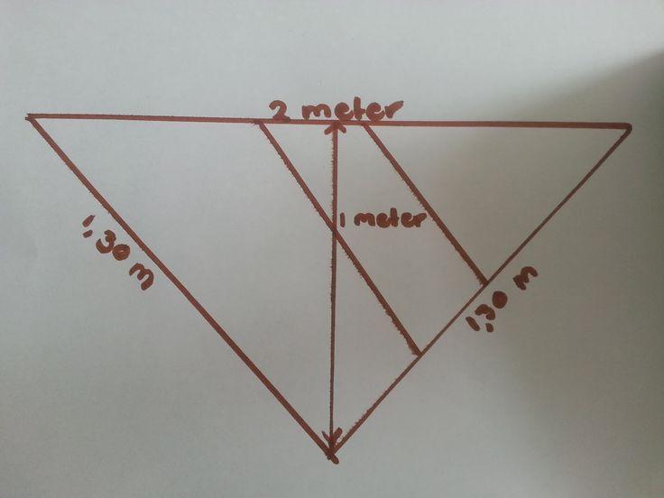 ByNellys: Triangel sjaal maken