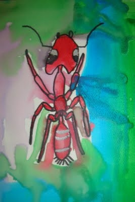 "Waldorf Six Week Unit Study ""Insects"" http://www.waldorfcurriculum.com/Preschool/Insects/Insects2.pdf #waldorf"