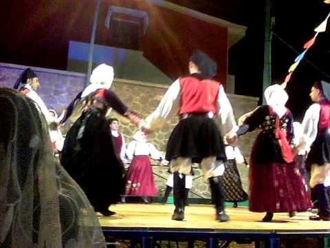 Gruppo Folk di Esporlatu - Curre Curre