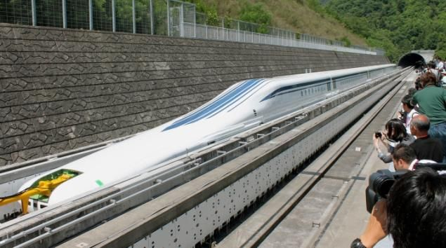 New 311mph maglev train in Japan passes initial tests  phys.org  (Phys.org) —Engineers with Central Japan Railway Co. have put their newest maglev L0 train through initial testing and report the new high-speed train is on course for commercial deployment...