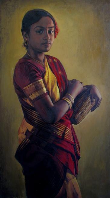 Painting,@S.Elayaraja