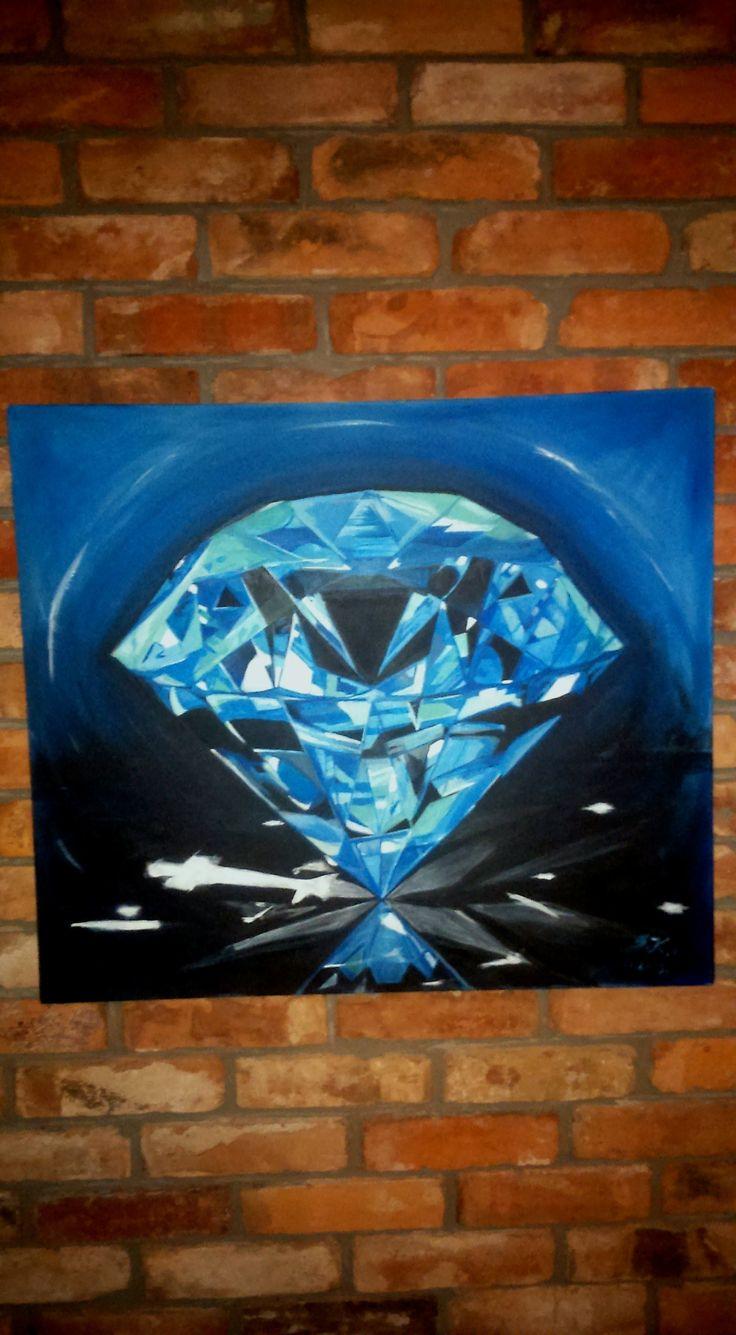 DIAMENT My<3 S.K. Acryl