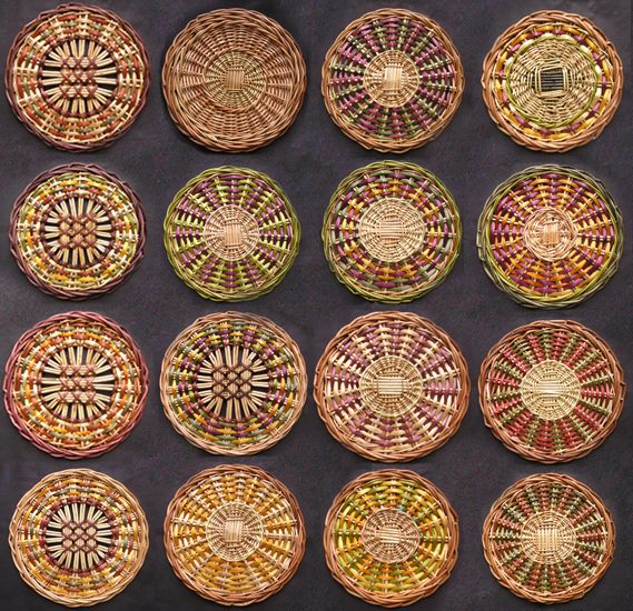 Round decorative panels by Alexandr Khomyak. | Flickr - Photo Sharing!