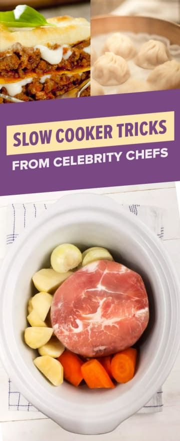 14 Genius Slow Cooker Tips From Celebrity Chefs