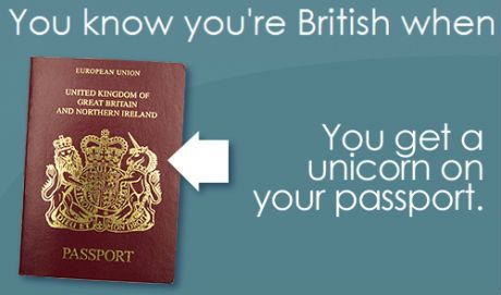 Other passports are so boring in comparison. Swiss passport is a big plus though :) Get it?!