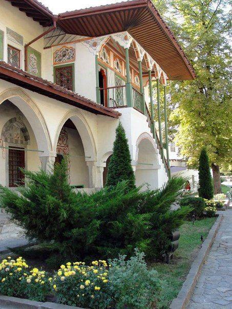 Бахчисарайский дворец, Крым. Украина