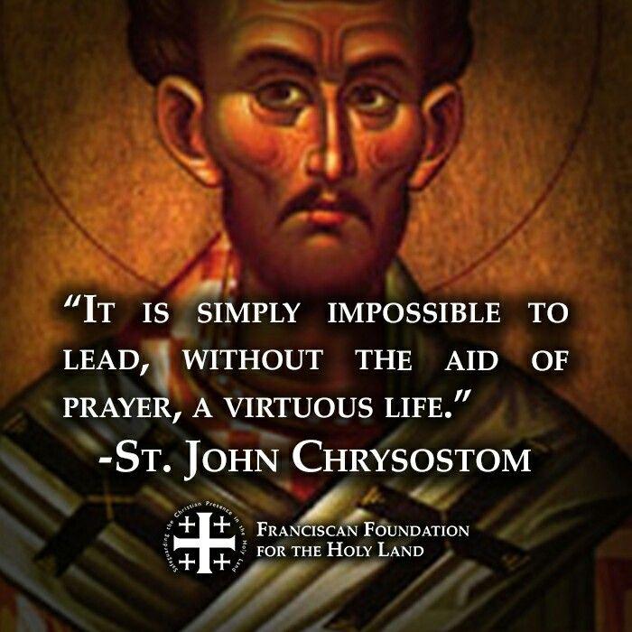 ~St. John Chrysostom