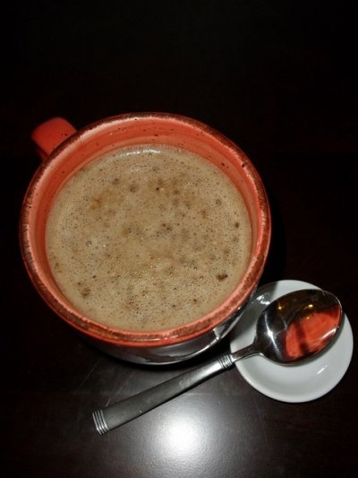 Vanilla-Maple Hot Cocoa   wed.dang   Pinterest   Almond Milk, Cocoa ...