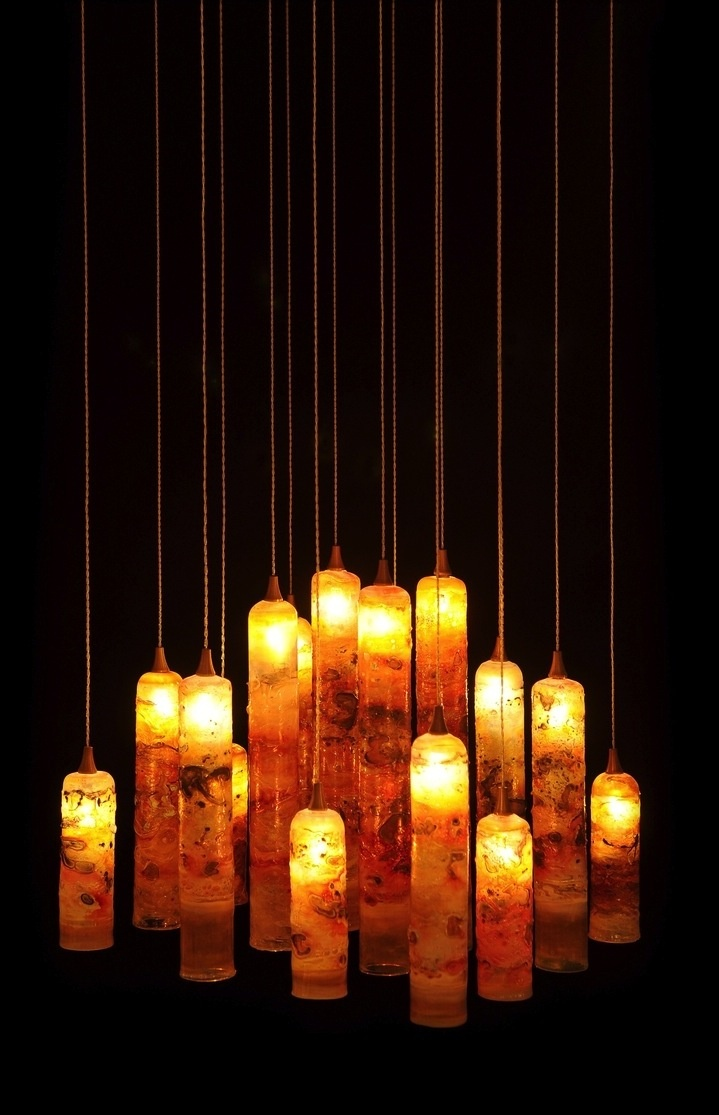 265 best lighting cool fixtures images on pinterest light these candle light pendants make me think of the lighting in les misrables aloadofball