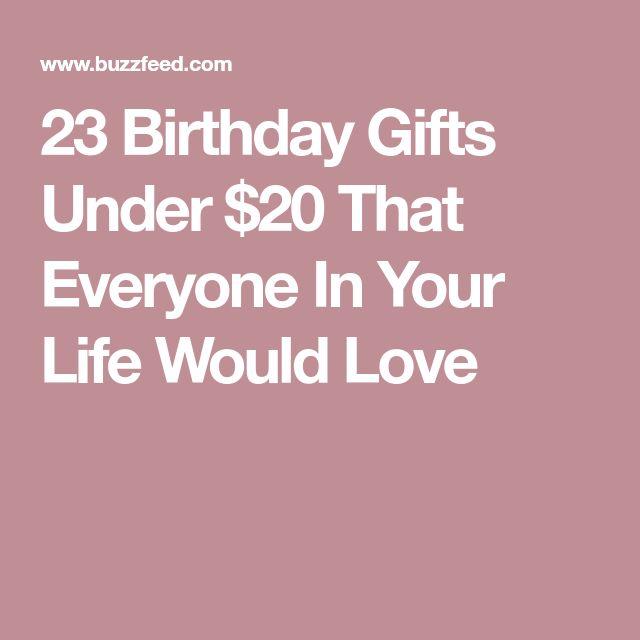 Best 25+ 23 Birthday Ideas On Pinterest