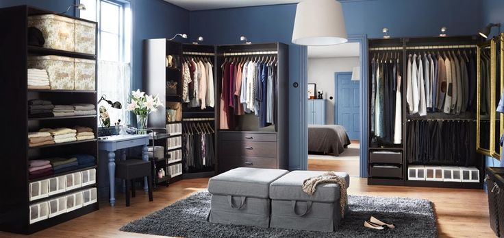 Ikea Bedroom Closet Storage IKEA Closet Systems