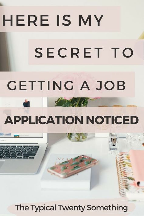 The Only Secret To Getting An Interview At Your Dream Job