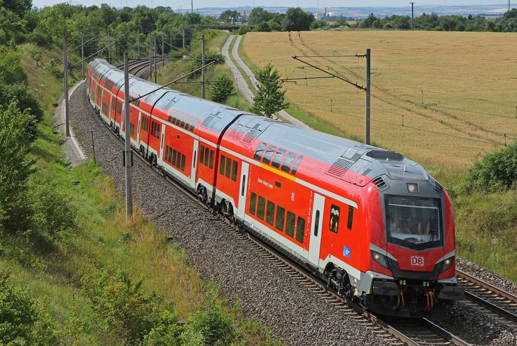 The new NIM Express rolling stock has arrived, there where it should be: on the (high speed) line Nürnberg – Ingolstadt – München (NIM). This means testing of the new trains built byŠkoda Tr…